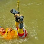 Kolkata Magician, Lowered Into Hooghly River In Locked Cage,