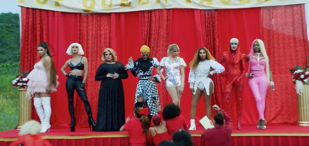 All The Celebrity Cameos In Taylor Swift's You Need To Calm Down Music