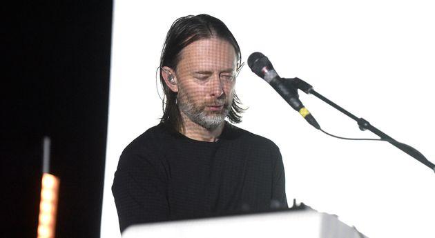 Thom Yorke en concert à Laval en