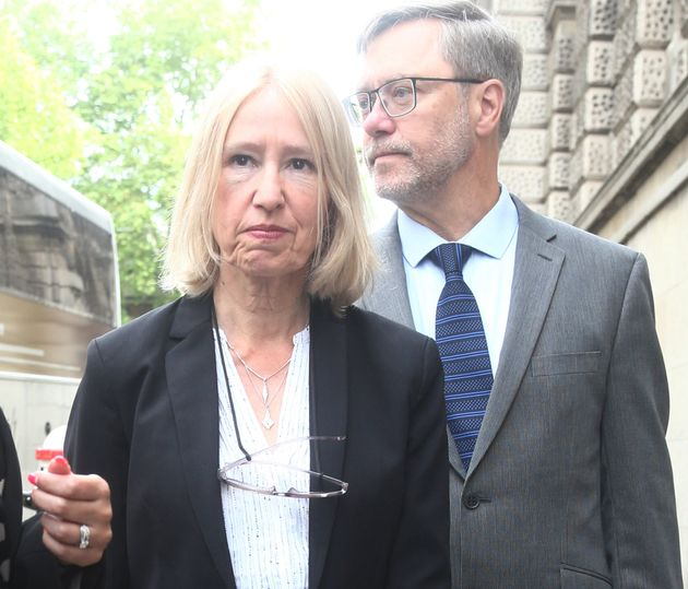 John Letts and Sally Lane denied three charges of funding
