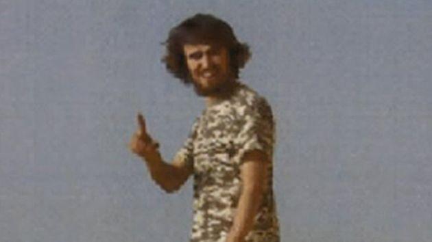 Jack Letts, seen her posing in Raqqa, in Syria, was nicknamed 'Jihadi Jack' by the