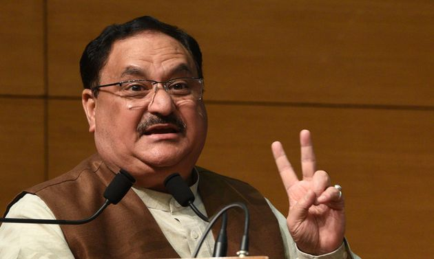 JP Nadda Appointed BJP's Working