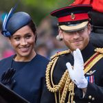 Meghan Markle et Harry dévoilent une photo de leur