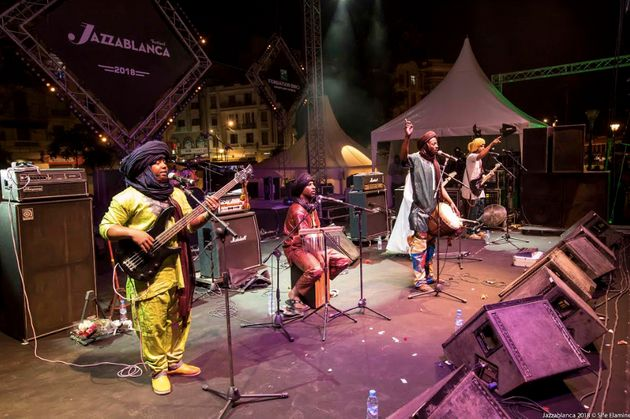 Jazzablanca 2019: la scène Village rend hommage au métissage