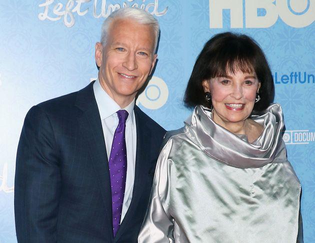 Anderson Cooper etGloria