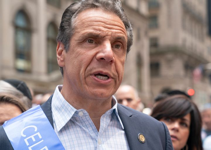 New York Gov. Andrew Cuomo (D) has recast himself as a liberal reformer, vowing to sign as progressive of bills as legislator
