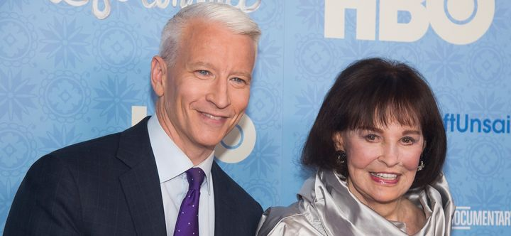 Anderson Cooper Narrates Emotional Obituary For His Mom, Gloria Vanderbilt
