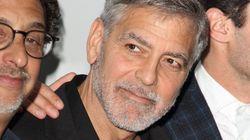 Dos hombres suplantan la identidad de George Clooney en