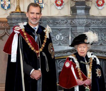 Las bromas con esta imagen de Felipe VI no se han hecho esperar: hay un comentario muy