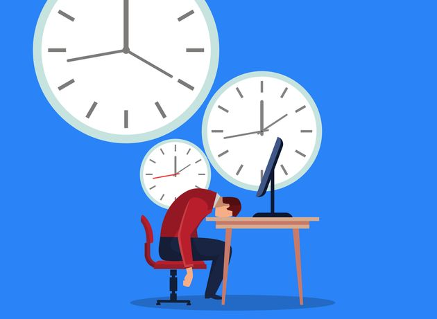 Working Long Hours Linked To Increased Stroke Risk In New Study