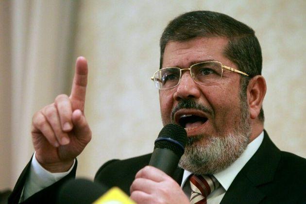 Le président égyptien Mohamed Morsi, le 29 mai 2012 au