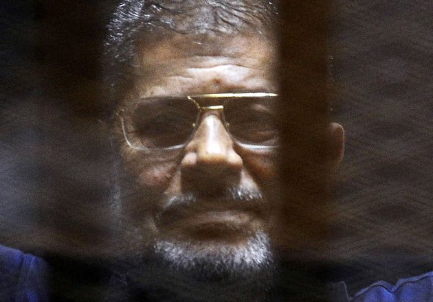 Mohammed Morsi, Egypt's Ousted President, Has Collapsed In Court And