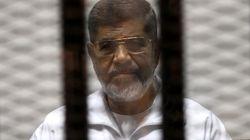 L'ex président égyptien Mohamed Morsi meurt lors d'une audience au