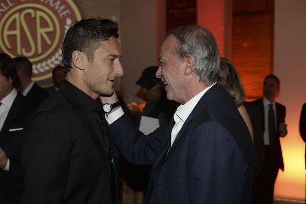 Walter Sabatini all'Huffpost sull'addio di Francesco Totti alla Roma: