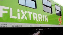 Après les FlixBus, cinq projets de FlixTrains bon marché sont sur les