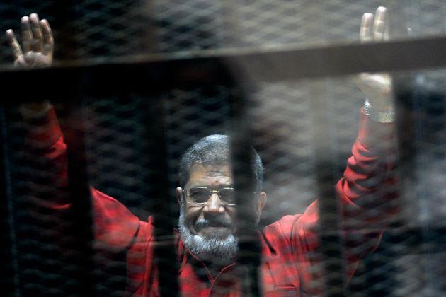 Mohammed Morsi, en