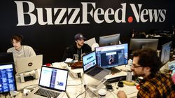 BuzzFeed Employees Stage Walkout To Demand Union