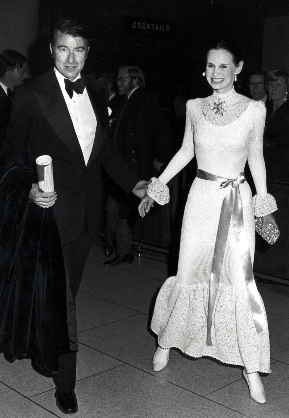 Photos Of Some Of Gloria Vanderbilt's Most Iconic Fashion