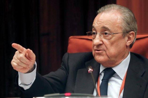Florentino Pérez sobre el proyecto Castor: