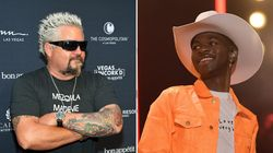 Could Lil Nas X and Guy Fieri Collab At The Calgary