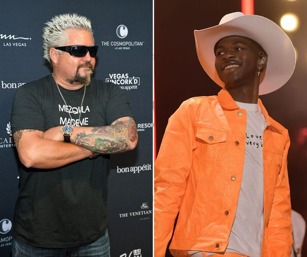 Could Lil Nas X and Guy Fieri Collab At The Calgary Stampede?