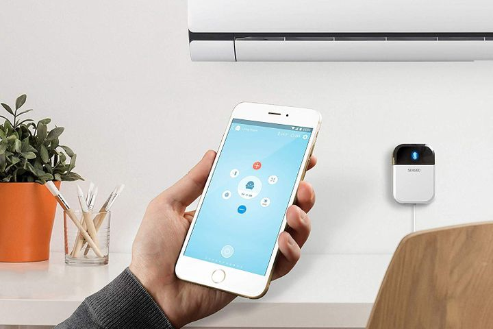 The Amazon Find To Turn Any AC Into A Smart AC | HuffPost Life