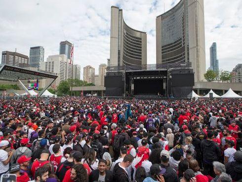 Woman Shot At Nathan Phillips Square During Raptors Parade, Toronto Police