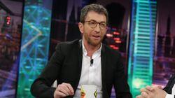 Pablo Motos desmiente en 'El Hormiguero' el rumor más extendido de la boda de Pilar Rubio y Sergio
