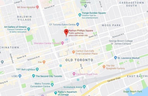 Un tiroteo provoca el pánico en plena celebración de los Toronto