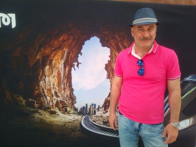 Αποστολή στο Κατάρ: Δημήτρης