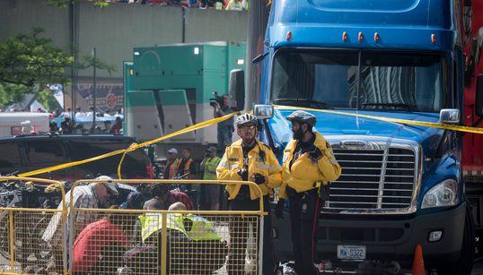 Victims Injured In Shooting At Raptors