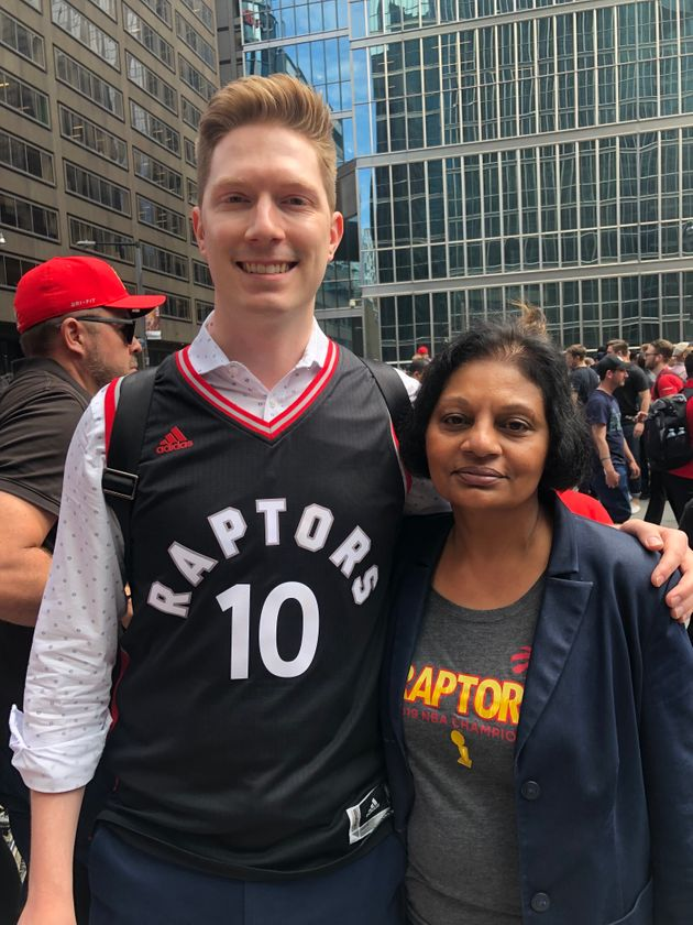 Raptors Parade Fan Stories: Meet The We Of 'We The