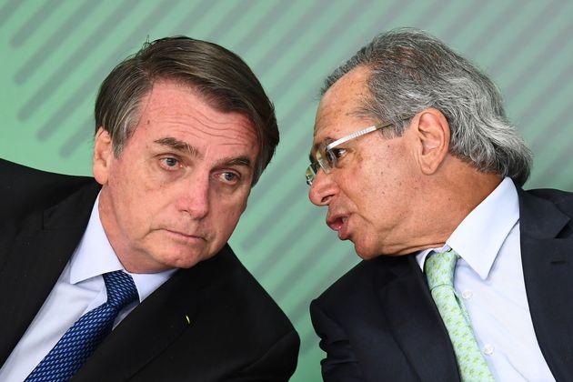 À imprensa, Bolsonaro ameaçou Levy de demissão sem pedir o aval de Paulo