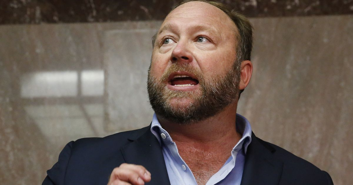 Alex Jones Trial Thrown Into Disarray Amid Child Porn Discovery