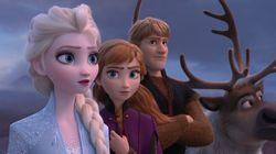 『アナと雪の女王2』の日本版特報が解禁 真っ暗な海面を走るエルサの姿も…(動画)