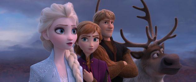 「アナと雪の女王2」日本版特報より