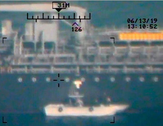 Les États-Unis publient de nouvelles photos contre l'Iran et déploient 1000 soldats dans la