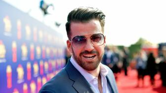 "SANTA MONICA, CALIFORNIA - JUNE 15: Johnny ""Bananas"" Devenanzio attends the 2019 MTV Movie and TV Awards at Barker Hangar on June 15, 2019 in Santa Monica, California. (Photo by Matt Winkelmeyer/Getty Images for MTV)"