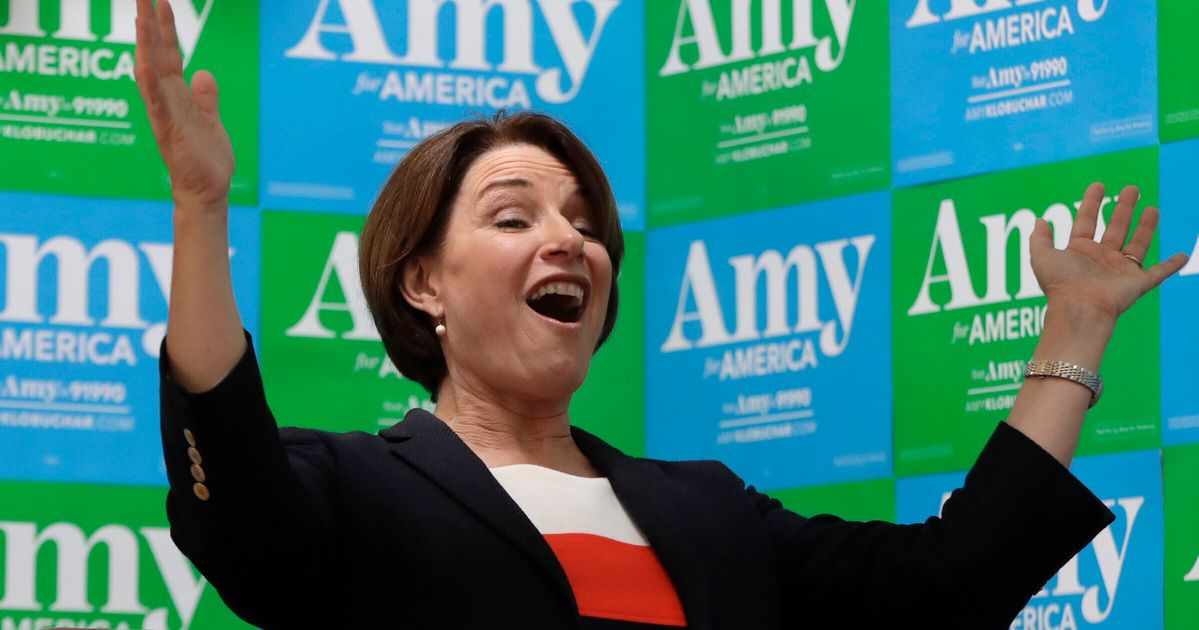 Amy Klobuchar Is The First Presidential Candidate To Lay Out A 100-Day Plan thumbnail