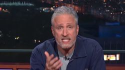 Fed-Up Jon Stewart Unloads On Mitch McConnell In Searing 'Late Show'