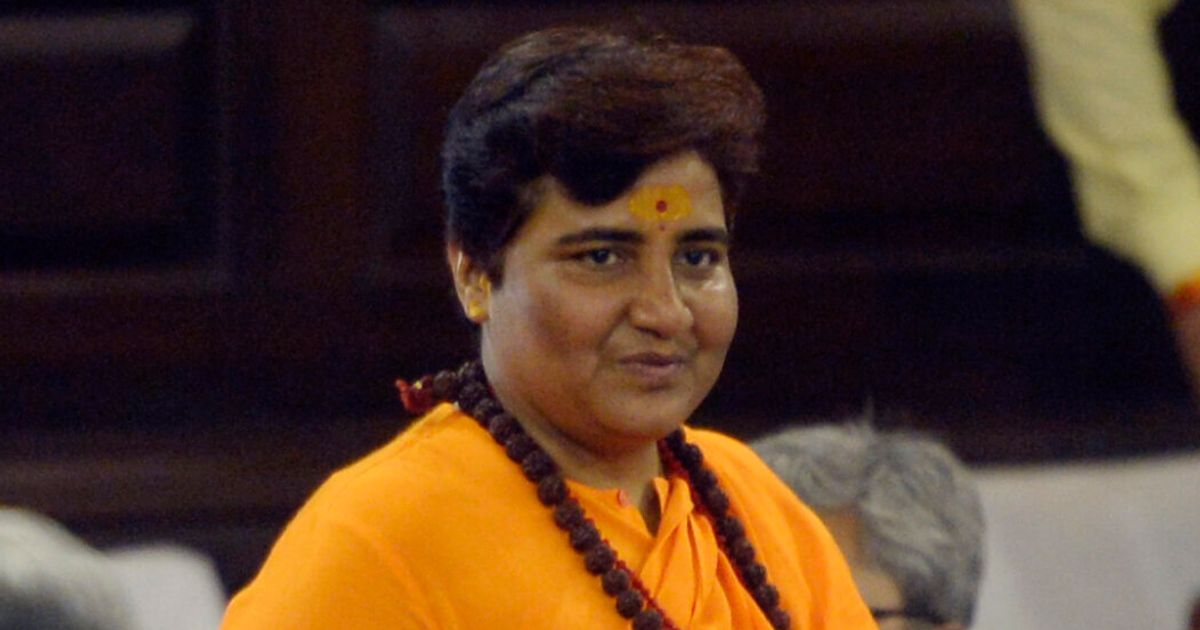 Why Pragya Thakur Adding A 5-Name Suffix To Her Own Name Caused An Uproar In Parliament