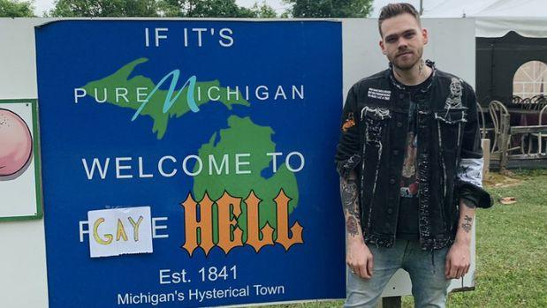 Elijah Daniel Renames Town Gay Hell