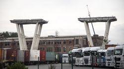 Due arresti in un'impresa esclusa dai lavori per il ponte di Genova: