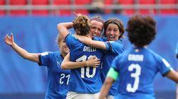 Azzurre Mondiali, il pink team di Mamma Rai usi il femminile anche nelle