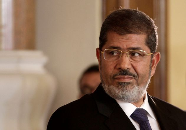 Mohammed Morsi, pictured in