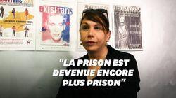 Cette femme trans, incarcérée dans une prison pour hommes, raconte son