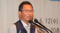 경찰이 불법집회 혐의로 김명환 민노총 위원장 구속영장을