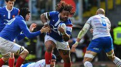 Bastareaud grand absent de la liste des 37 pour la Coupe du monde de rugby au
