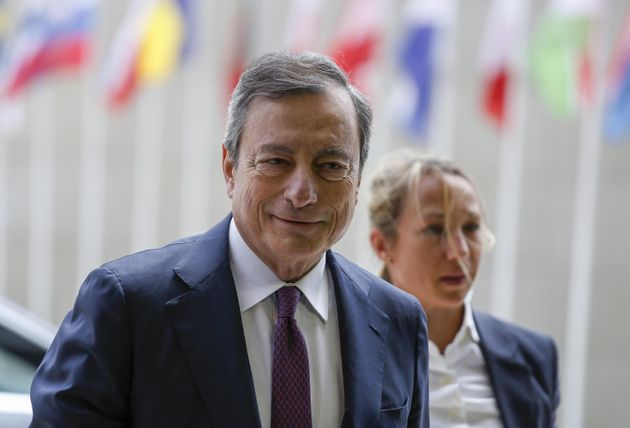 Draghi pronto a dare