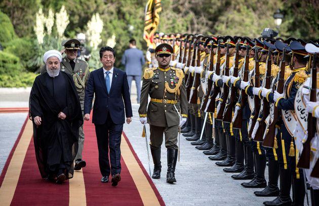 Ο Ρόλος της Ιαπωνίας στη Μέση